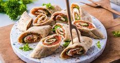 Forretter til nyttårsaften Tapas, Fish Dishes, Sashimi, Frisk, Bruschetta, Party, Mexican, Snacks, Ethnic Recipes