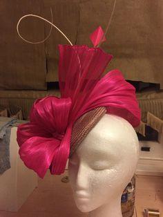 BY MIJA  #millinery #hats #HatAcademy