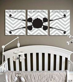 Star Wars Nursery X Wing Rebel Jedi E Craft Wall Art By Thumbelinaartstudio