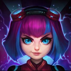 League of Legends - Super Galaxy Annie Icon