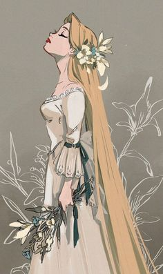 how to draw chibis Cartoon Kunst, Anime Kunst, Cartoon Art, Anime Art, Girl Cartoon, Disney Princess Art, Disney Kunst, Disney Fan Art, Tangled Princess