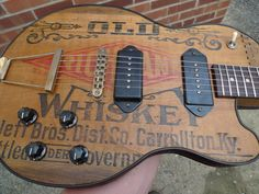 Custom Guitars by Kurt Schoen