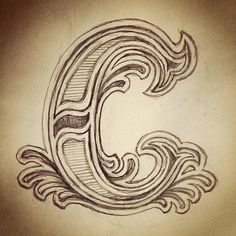 """C is for ...""  __ Hand Lettering by [ts]Christer"