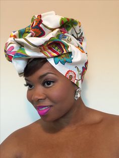 Visit Crowned In Royalty for headwear, head wraps, and the African Attire, African Wear, African Fashion, African Style, Ankara Fashion, African Women, African Dress, Style Africain, African Head Wraps
