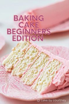 If the idea of cake layers and frosting, along with a couple different fillings and a drip are the reason you're not making a cake, let's simplify it so you feel confident heading into the kitchen! Baking Basics, Baking Tips, Cheap Meals, Easy Meals, Brunch Recipes, Cake Recipes, Home Bakery Business, Cake Layers, Holiday Cakes