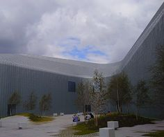 Glasgow's Riverside Museum in Scotland, one of our 25 fun things to do in the UK: http://www.europealacarte.co.uk/blog/2011/08/25/what-to-do-in-uk/