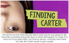 Finding Carter Confessions