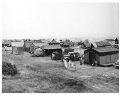 Campers at Hither Hills. (July 15, 1949)