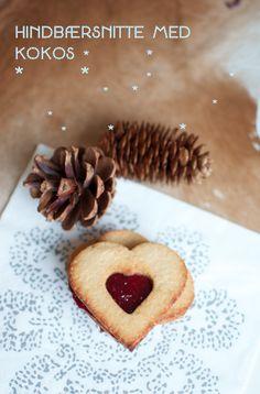 Katrines (glutenfrie) kokkerier: Kokoskager med hindbær (glutenfri)