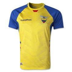 2604b2fad Ecuador 2014 Home Soccer Jersey. Franky · Ecuador National Soccer Team
