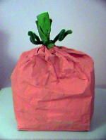 pumpkin unit. Made these out of paper bags and done in small groups. Too cute!