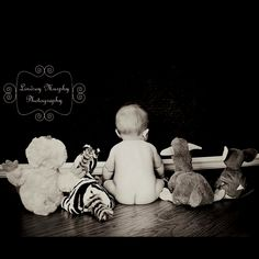 Cute baby pic the winnie the pooh one :)