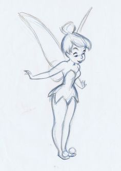 decidedly disney: TINKER BELL: THE LIFE AND TIMES OF A FAIRY