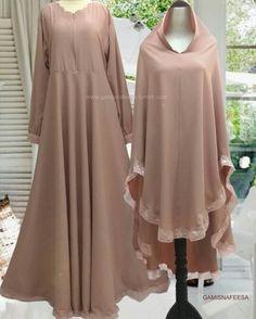 Pattern Sewing: Search results for ابحث في الموقع. Abaya Fashion, Modest Fashion, Fashion Outfits, Dress Fashion, Muslim Women Fashion, Islamic Fashion, Moslem Fashion, Hijab Style Tutorial, Hijab Style Dress