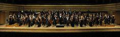 """""""Orchestra - in - Residence""""  Cemal Reşit Rey Konser Salonu Yerleşik Orkestrası  7 Ekim 2014 / 20:00"""