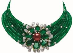 Bina Goenka necklace