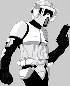 Imperial Scout Trooper