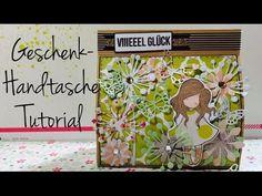 DIY Geschenk-Handtasche ---PLUS GEWINNSPIEL--- [ Tutorial | deutsch]