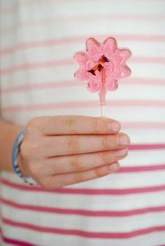 Homemade Organic Lollipop Recipe