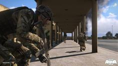 so The game ARMA 3
