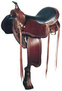 Big Horn Trail Saddles
