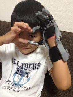 """Enabling the Future = A Global Network Of Passionate Volunteers Using 3D Printing To Give The World A """"Helping Hand."""""""