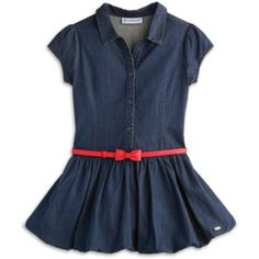 Indigo Bubble Dress for Girls   Truly Me   American Girl