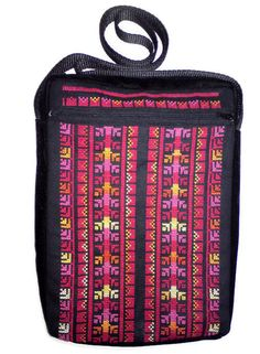Palestinian embroidered tablet/laptop bag