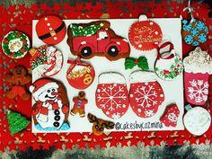 "0 aprecieri, 0 comentarii - Cakes & Food by Mina (@cakesbycozmina) pe Instagram: ""Lebkuchen Christmas cookies Turta dulce #cookiesforchristmas #christmascookies…"" Easy Holiday Desserts, Christmas Cookies, Cakes, Holiday Decor, Instagram, Food, Xmas Cookies, Christmas Crack, Cake Makers"