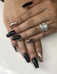 Bling Nails, Ash, Nail Designs, Nail Art, Beauty, Gray, Nail Desings, Nail Arts, Beauty Illustration