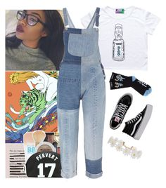 """~ happy easter"" by luh-foreign ❤ liked on Polyvore featuring RIPNDIP, NARS Cosmetics, Vans, RE/DONE and Humble Chic"
