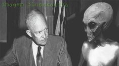 Reunião com alienígenas em 1954