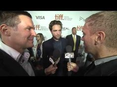 *VIDEO* Robert Pattinson's Interview with City News from the MTTS TIFF Premiere   Thinking of Rob