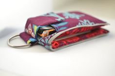 Sarah tweaks Craft Passion's tute to make a Cell Phone Wallet — Sew Can She | Free Daily Sewing Tutorials