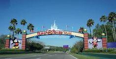 """O """"Portal"""" mais lindo do mundo!!!!!! I love Disney!!!!!"""