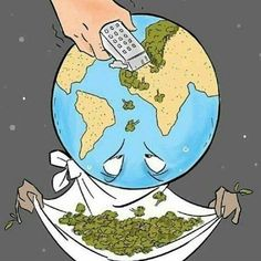 Deforestation (majority due to animal agriculture) is one of the leading contrib. Deforestation (m Save Planet Earth, Save Our Earth, Earth Drawings, Satirical Illustrations, Plakat Design, Animal Agriculture, Environmental Art, Ecology, Mother Earth