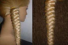 Flecht Frisuren.Schulfrisur.Zopffrisur.Zopf seitlich.Side Braid.Peinados...