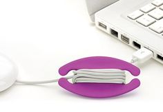 Taming Gadget Cables: 30 Holders & Organizers You Can Buy