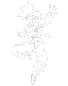 dragon ball super by on DeviantArt Dbz Drawings, Drawing Sketches, Christopher Robin Milne, Foto Do Goku, Dragon Sketch, Animes Wallpapers, Maui, Coloring Pages, Cool Designs