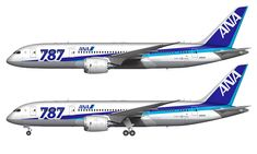 Being that ANA was the launch customer for the Boeing I thought it was important that I make an illustration of this airline and aircraft. Ana Airlines, Alaska Airlines, Boeing 787 8, Airline Logo, Airline Flights, Aviation, Aircraft, Airplane, Vehicles
