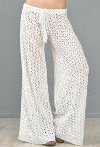 crochet-pants
