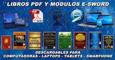 LIBROS PDF Y MODULOS E-SWORD