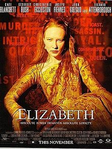 Perhaps fascinated by British history because of Queen Elizabeth - talk about a crazy childhood, parents with issues, sibling rivalry, beautiful and tragic love affair - oh and she rules one of the greatest kingdoms of its time.