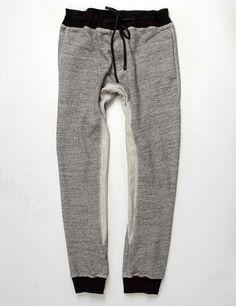 ISAORA | Cotton Combo Sweat Pant ($100-200) - Svpply