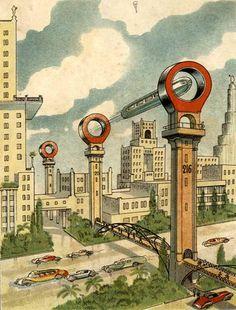 Die Magnet-Schlupfbahn der Zukunft