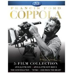 Francis Ford Coppola: 5-Film Collection (Apocalypse Now/Apocalypse Now Redux/One From the Heart/Tetro/The Conversation) [Blu-ray] (Lionsgate)