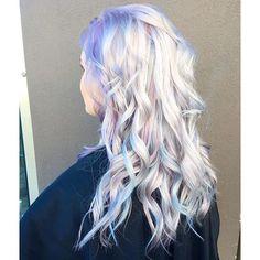 Holograph hair