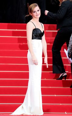 Emma Watson in Chanel at Cannes Film Festival 2013