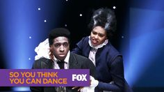 SO YOU THINK YOU CAN DANCE | Jasmine & Neptune: Top 10 Perform + Elimina...