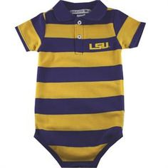 LSU baby = so precious! Are you ready for some football